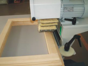 Шлифовальный стол ST 420